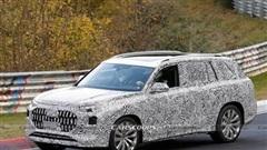 Audi Q9 lần đầu lộ diện