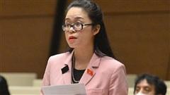 ĐB Dương Minh Ánh: Không nên đưa phát thanh viên vào hệ thống xét tặng NSND