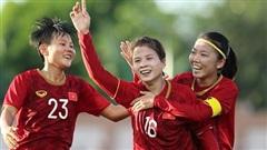 VCK Asian Cup 2022: Tuyển nữ Việt Nam vào bảng 'tử thần'