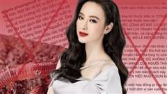 Angela Phương Trinh có nhận cát-xê khi quảng cáo địa long?