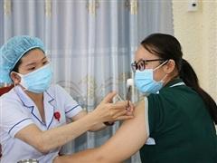Đồng Tháp đặt mục tiêu tiêm 60.000 liều vaccine COVID-19 mỗi ngày