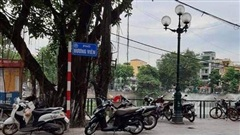Hà Nội: Thông tin mới nhất vụ giết người trên phố Hương Viên