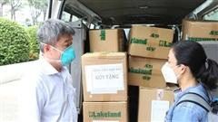 Bệnh viện Chợ Rẫy hỗ trợ chống dịch Covid-19 tại Đắk Lắk, Bạc Liêu