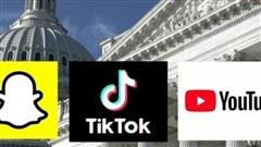 Thượng viện Mỹ chất vấn YouTube, TikTok và Snapchat
