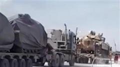 Lực lượng chặn đà tiến của Thổ tại Bắc Syria