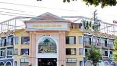 Bảo đảm quyền lợi cho tiểu thương Chợ du lịch Lào Cai