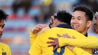 Vùi dập Lào, U23 Thái Lan chờ 'tử chiến' U23 Malaysia