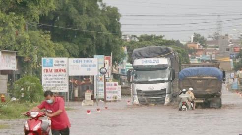 Cần giải pháp khắc phục triệt để tình trạng ngập nước trên Quốc lộ 27 qua Đắk Lắk