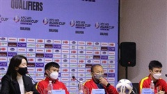 HLV Park Hang Seo thất vọng về màn trình diễn của U23 Việt Nam