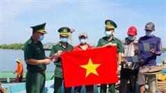 Tuyên truyền pháp luật cho ngư dân về phòng, chống khai thác hải sản bất hợp pháp