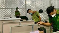 Điện Biên duy trì 4 chốt kiểm soát người vào địa bàn