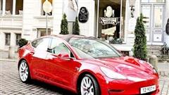 Xu thế sử dụng ô tô điện lên ngôi