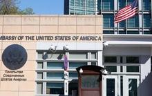Tình cảnh khó khăn của đại sứ quán Mỹ tại Nga
