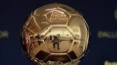Hé lộ 3 ứng viên tranh giải Quả bóng Vàng 2021