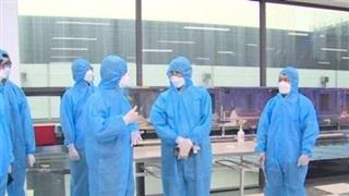Phú Thọ: Nguy cơ lây nhiễm rộng từ nhà hàng cung cấp thực phẩm cho KCN Thụy Vân