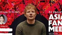 Khánh Vy dẫn buổi Fan Meet trực tuyến ra mắt album mới của Ed Sheeran tại Châu Á