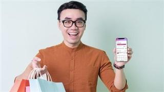 'Không cần tiền' vẫn có thể mua sắm hoàn tiền 50% trên MoMo