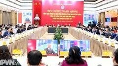 Hội nghị tổng kết công tác dân vận toàn quốc