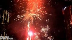Người dân hân hoan chào đón năm mới