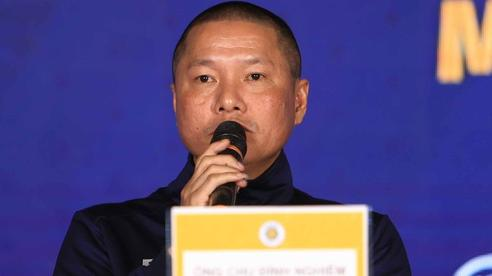 HLV Chu Đình Nghiêm: Hà Nội FC sẽ gặp nhiều khó khăn khi đối đầu CLB HAGL của Kiatisuk