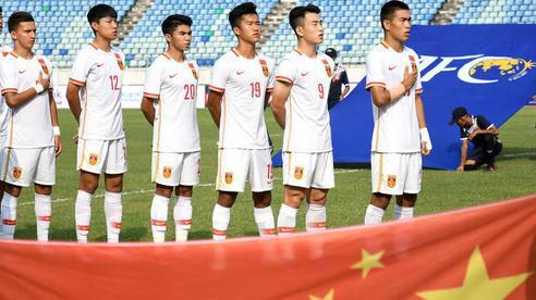 Lo thua Việt Nam, bóng đá Trung Quốc làm điều chưa có tiền lệ với lứa cầu thủ 1999