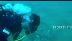Xót xa cảnh tượng kinh hoàng dưới đáy biển nơi máy bay Indonesia gặp nạn