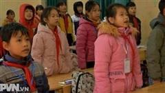 Hà Nội tăng cường biện pháp chổng rét cho học sinh