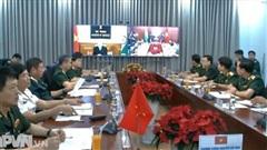 Đối thoại chính sách quốc phòng Việt Nam - Ấn Độ
