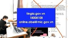 Ra mắt Trung tâm xử lý tin giả Việt Nam