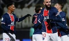 PSG leo lên đỉnh bảng Ligue 1