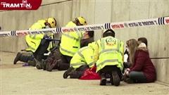Nổ lớn ở trung tâm thủ đô Tây Ban Nha, ít nhất 2 người thiệt mạng