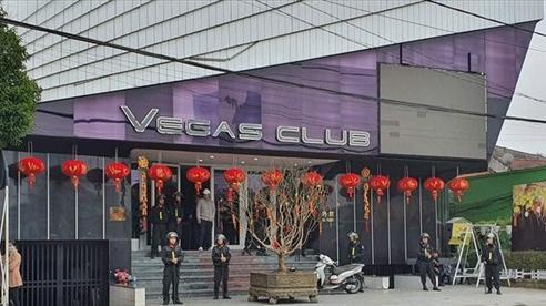 Vì sao quán bar Vegas Club 'hoành tráng' nhất Thừa Thiên-Huế bị khám xét?