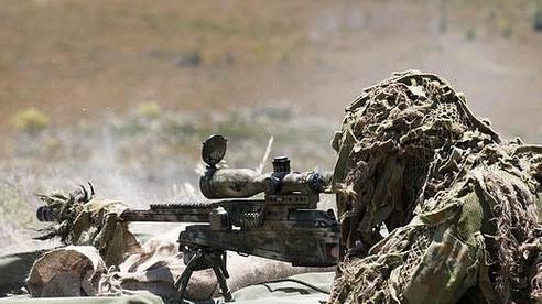 Xạ thủ Anh tiêu diệt 5 phiến binh IS bằng một phát đạn từ khoảng cách 3.000m