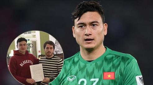 'Quân sư' bí ẩn giúp Đặng Văn Lâm 2 lần gây chấn động bóng đá Thái Lan là ai?