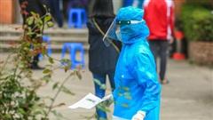 Người thứ 20 nhiễm SARS-CoV-2 ở Hà Nội