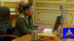 Nội các mới của Myanmar tiến hành buổi họp đầu tiên