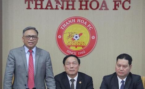 Chủ tịch mới không đến họp với bầu Đệ, CLB Thanh Hóa quyết không chịu nộp phạt