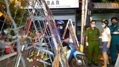 Phong tỏa hẻm gần 1000 hộ dân ngay trung tâm thành phố