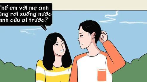 9 câu nói của bạn gái khiến hội con trai sợ hơn cả thông báo 'Tết này không thưởng'