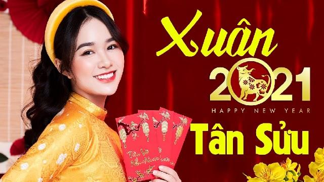 Liên khúc nhạc xuân sôi động đón chào năm mới 2021 (P1)