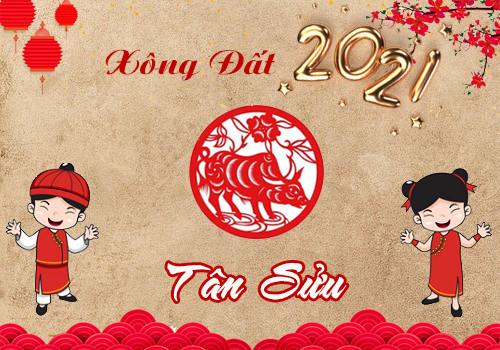 Tuổi xông đất, ngày giờ mở hàng của 12 con giáp năm mới Tân Sửu