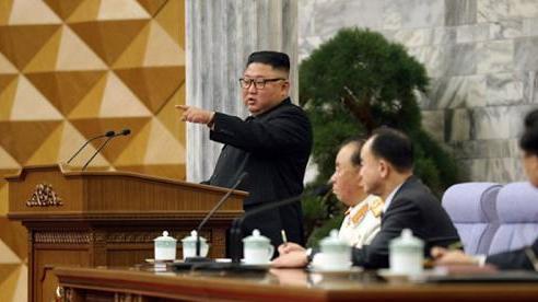 Ông Kim Jong Un sa thải quan chức kinh tế Triều Tiên sau 1 tháng bổ nhiệm