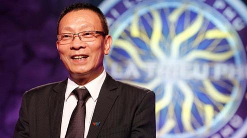 MC Lại Văn Sâm bật khóc khi nói lời chia tay 'Ai là triệu phú'
