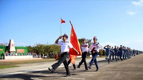 Các đơn vị khối đảo, Lữ đoàn 146: Ra quân huấn luyện năm 2021