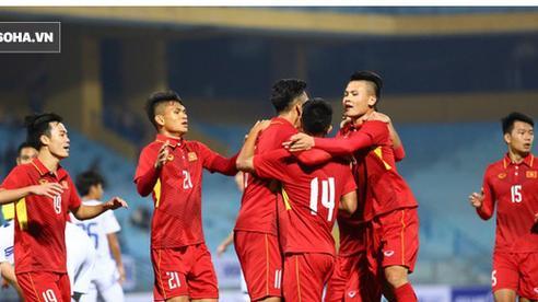 Báo Trung Quốc kinh ngạc, xếp bóng đá Việt Nam vào top 5 châu Á của thế kỷ