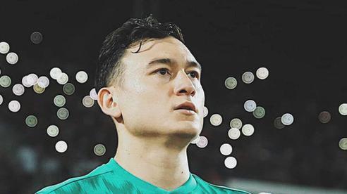 Văn Lâm chính thức có tên ở đội 1 Cerezo Osaka, thuộc nhóm thiếu ảnh đại diện