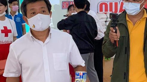 Lộ diện đại gia chi 60 triệu đồng 'thuê' ông Đoàn Ngọc Hải phục vụ người nghèo 30 phút