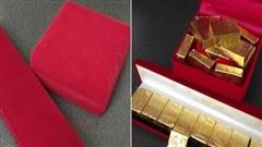 Được chồng tặng cả chục thỏi vàng đựng trong hộp sang chảnh, người phụ nữ hý hửng mở ra thì phát hiện sự thật 'cay đắng'
