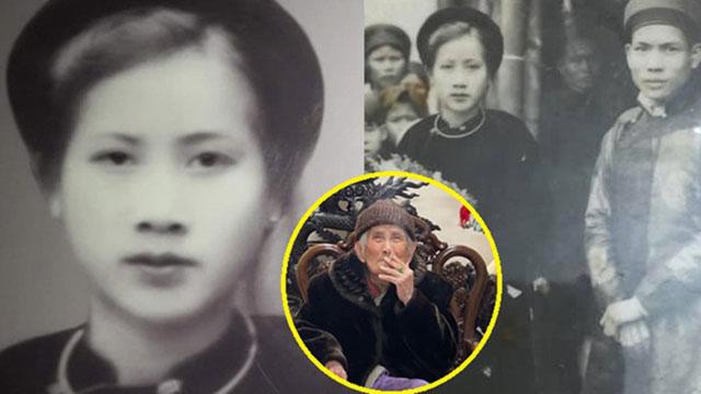 Điều bất ngờ về cụ bà 100 tuổi với nhan sắc xinh đẹp thời trẻ gây 'bão'