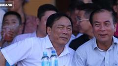 Cú điện thoại 'gây choáng' của bầu Đệ & lời gan ruột của vị HLV mất ghế ở CLB Thanh Hóa